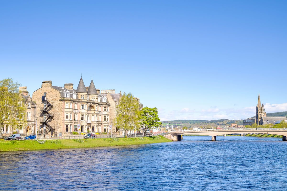 Inverness Palace Hotel Spa