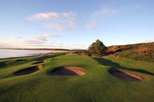 The Worlds No. 6 Golf Course by Golf Digest 2014.
