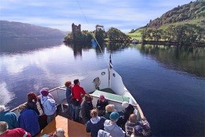 Enjoy your Loch Ness cruise with Jacobite and try out their new vessel Rebel!