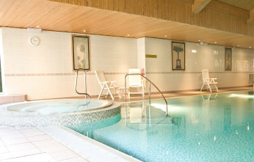 Relax by the pool at the Inverness Palace Hotel & Spa