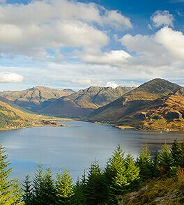 North West Highlands only a short drive from Inverness