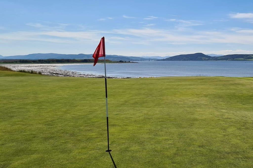 Palace Hotel Golf Breaks in Inverness